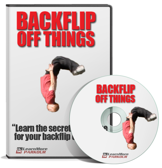 How To Backflip- Get Your Back Flip Now! — Tapp Brothers ...