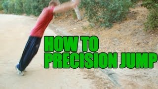 how to precision parkour