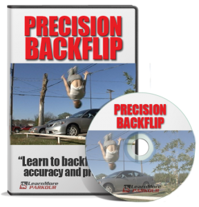 precisionbackflipdvd