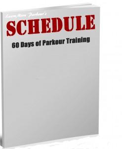 Parkour Schedule