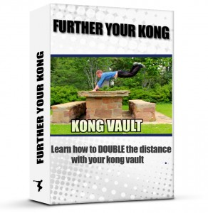 How to get further with kong vault
