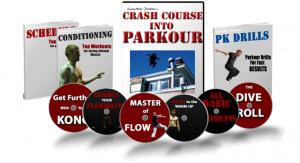 Parkour Course- Crash Course Into Parkour