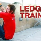 ledge parkour training body weight workouts